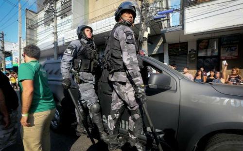 Rước đuốc Olympic 2016: Một người bị bắn chết tại chỗ - 1