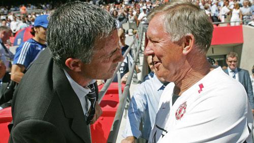 Mourinho và dớp siêu cúp Anh: Thua là... bị sa thải - 2