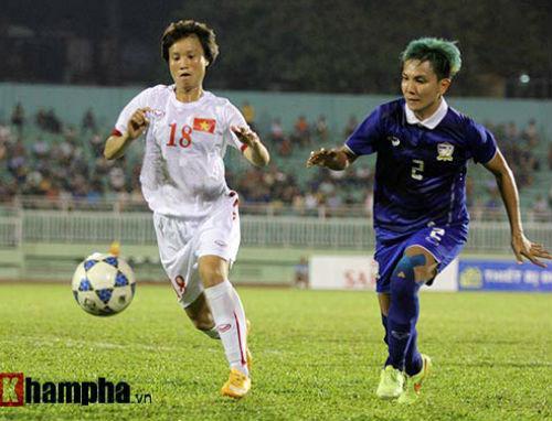 ĐT nữ Việt Nam miệt mài tu luyện cho Olympic 2016 - 1