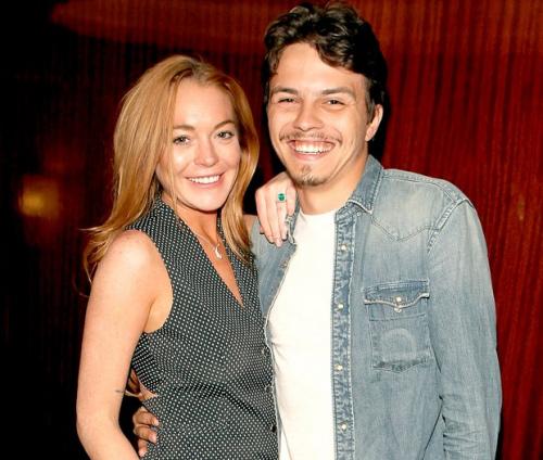 Sốc với ảnh Lindsay Lohan bị hôn phu bạo hành - 2