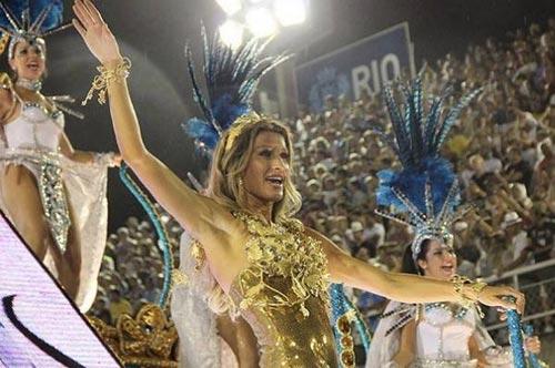 """Khai mạc Olympic 2016: Bữa tiệc """"gợi cảm"""" nhất lịch sử - 2"""
