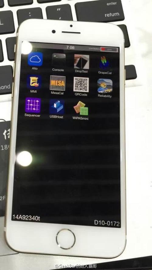 Video trên tay iPhone 7 chân thực nhất - 1