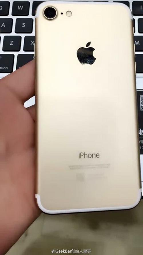 Video trên tay iPhone 7 chân thực nhất - 3