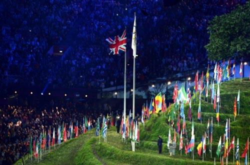 """Olympic và những lễ khai mạc """"khủng"""" nhất - 11"""
