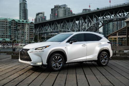 Top 10 xe SUV Nhật Bản đáng mua nhất hiện nay - 2