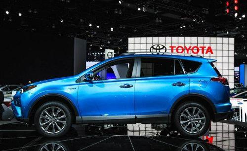 Top 10 xe SUV Nhật Bản đáng mua nhất hiện nay - 1
