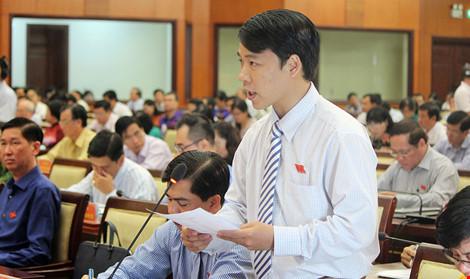 Phó Chủ tịch UBND TP.HCM nói về chung cư thế chấp NH - 1