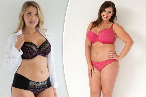10 nàng béo lọt chung kết ngôi sao đồ lót - 2
