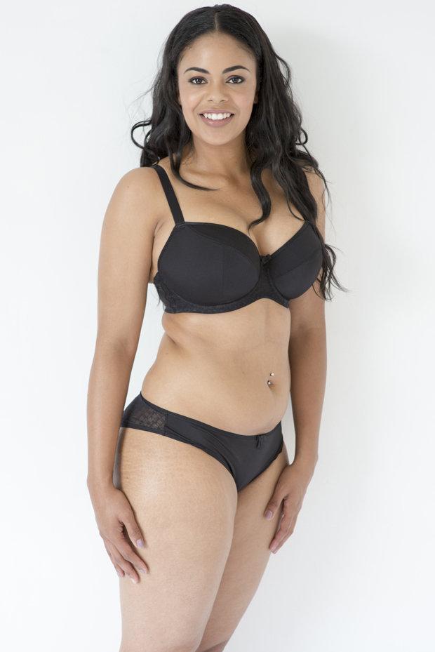 10 nàng béo lọt chung kết ngôi sao đồ lót - 7