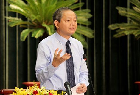 Phó Chủ tịch UBND TP.HCM nói về chung cư thế chấp NH - 2