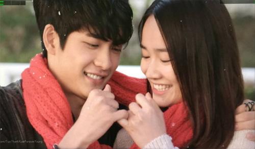 """Video: Nhã Phương """"cướp"""" nụ hôn đầu của mỹ nam xứ Hàn - 2"""