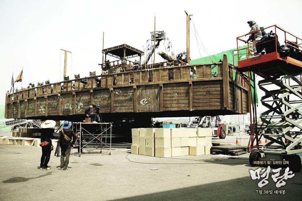 Trường quay của bộ phim hút 1/3 dân Hàn đổ xô đi xem - 5