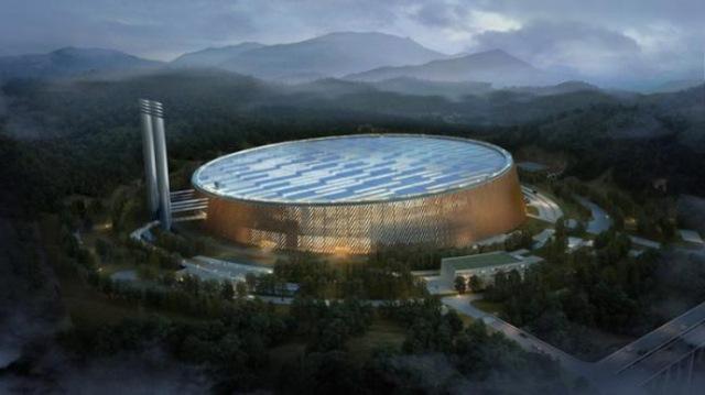 """Bức xúc vì """"bể phốt"""" lớn nhất thế giới ở Trung Quốc - 1"""