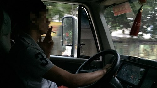 Theo chân tài xế đường dài: Thập diện mai phục - 3