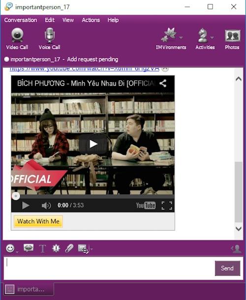 Những hình ảnh không thể nào quên về Yahoo! Messenger - 3