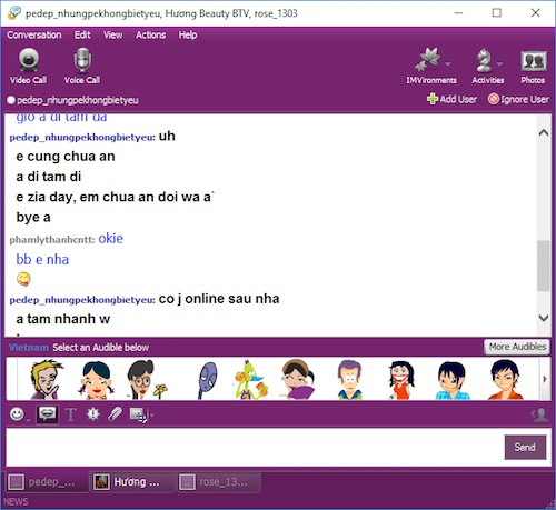 Những hình ảnh không thể nào quên về Yahoo! Messenger - 6
