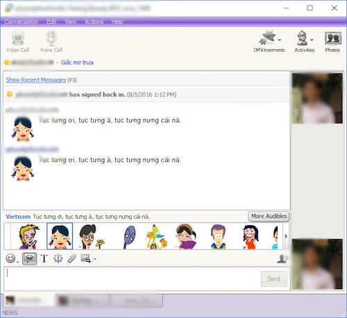 Những hình ảnh không thể nào quên về Yahoo! Messenger - 7