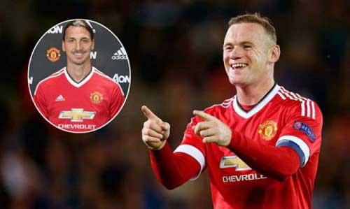 """Ibra - Rooney: Hai """"bạc già"""" cứng cựa của Mourinho - 1"""
