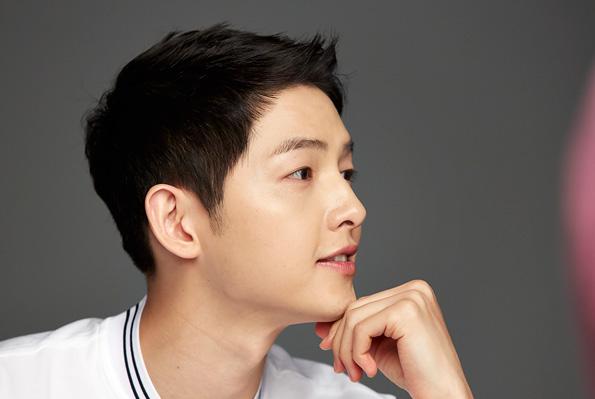 Song Joong Ki nói không với phim Trung Quốc cát-xê 335 tỷ - 1