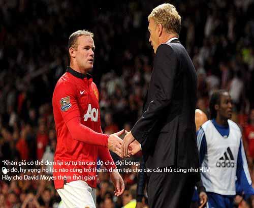Rooney: Mourinho xuất sắc nhất, Sir Alex vĩ đại nhất - 2