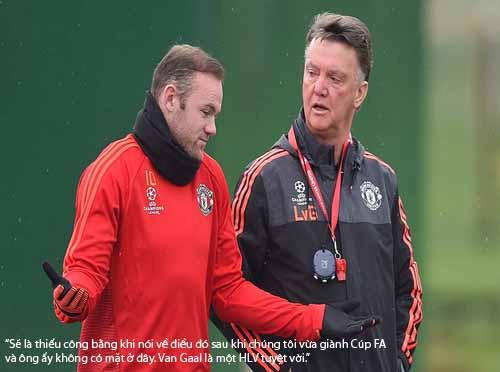 Rooney: Mourinho xuất sắc nhất, Sir Alex vĩ đại nhất - 3