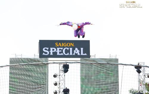 """Sôi động và táo bạo trong không khí của """"Bay cùng Saigon Special"""" - 3"""
