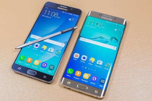 Samsung Note7 - Tham gia offline trải nghiệm nhận quà lớn tại Viễn Thông A - 1