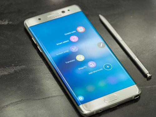 Samsung Note7 - Tham gia offline trải nghiệm nhận quà lớn tại Viễn Thông A - 3