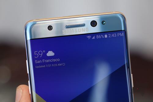Samsung Note7 - Tham gia offline trải nghiệm nhận quà lớn tại Viễn Thông A - 6