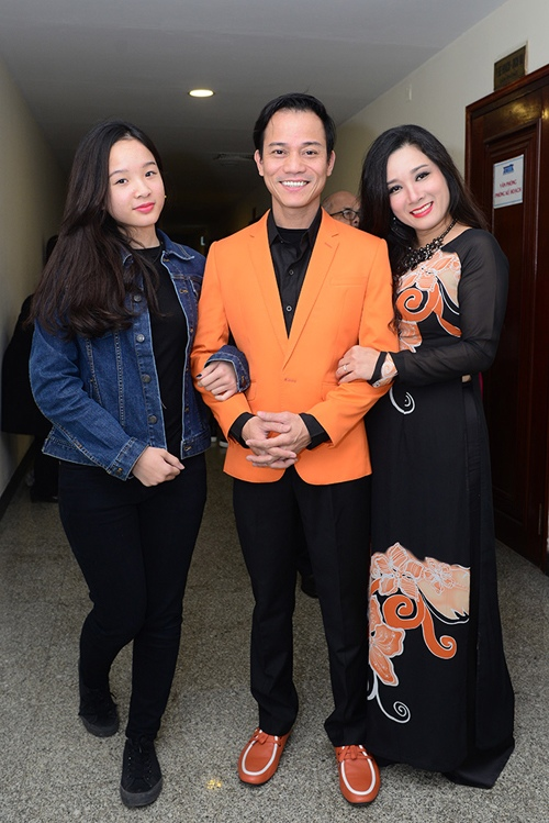Thanh Thanh Hiền được chồng ủng hộ trở lại với âm nhạc - 2