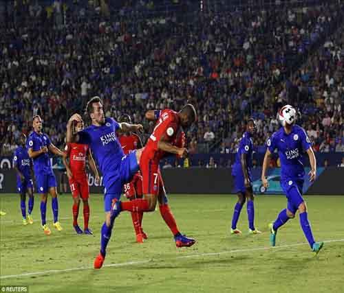 Leicester trước mùa giải mới: Nhà vô địch non nớt - 1
