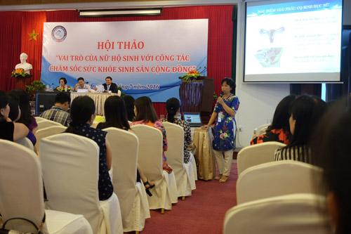 Hội nghị nữ hộ sinh toàn quốc lần thứ 3 - 1
