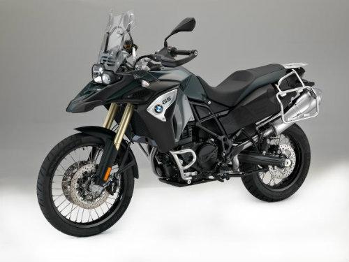 BMW Motorrad F800 GS gia nhập đội xe chống khủng bố - 1