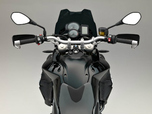 BMW Motorrad F800 GS gia nhập đội xe chống khủng bố - 3