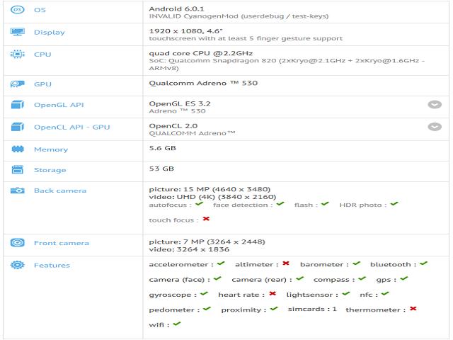 OnePlus 3 mini dùng RAM 6GB sắp ra mắt - 1