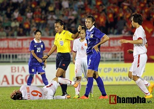 VFF không kiện trọng tài Myanmar khiến fan Việt uất ức - 1
