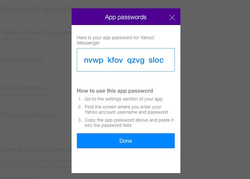 Cách đăng nhập Yahoo! Messenger khi quên mật khẩu - 10