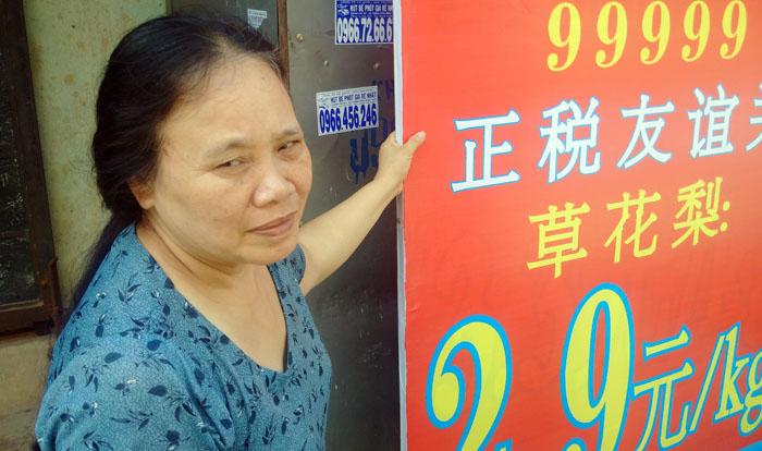 """""""Khu phố Trung Quốc"""" xuất hiện ngay sát Thủ đô - 5"""