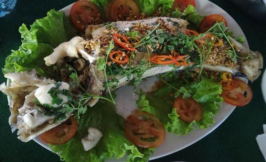 Cá lóc hấp nước cốt dừa ăn là ghiền - 1