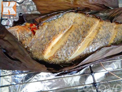 Đổi vị cho cả nhà bằng cá nướng sả ớt thơm lừng - 4