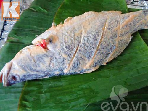 Đổi vị cho cả nhà bằng cá nướng sả ớt thơm lừng - 3