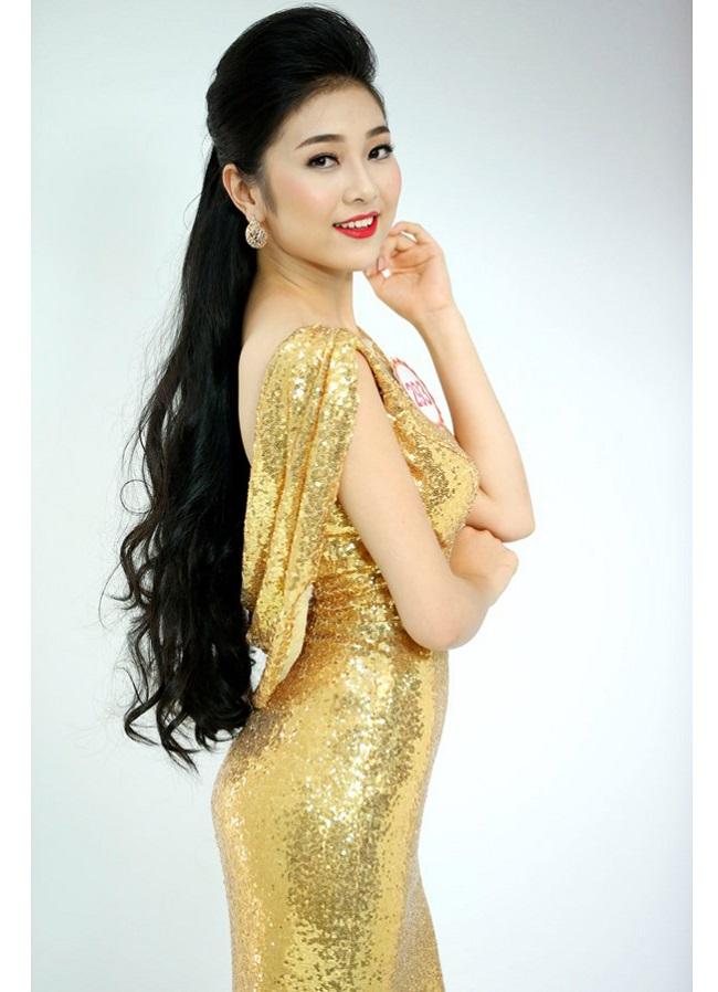 Bùi Nữ Kiều Vỹ sinh năm 1994, đến từ xã Đại Đồng, huyện Đại Lộc, tỉnh Quảng Nam là một trong những ứng cử viên sáng giá cho ngôi vị cao nhất cuộc thi Hoa hậu Việt Nam 2016.