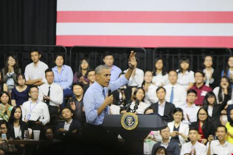 Ảnh: 7 năm làm tổng thống, Obama già đi thế nào? - 9