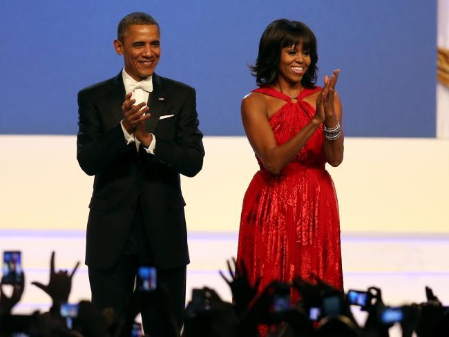 Ảnh: 7 năm làm tổng thống, Obama già đi thế nào? - 6