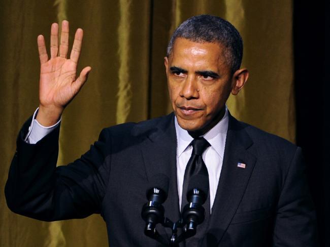 Ảnh: 7 năm làm tổng thống, Obama già đi thế nào? - 7