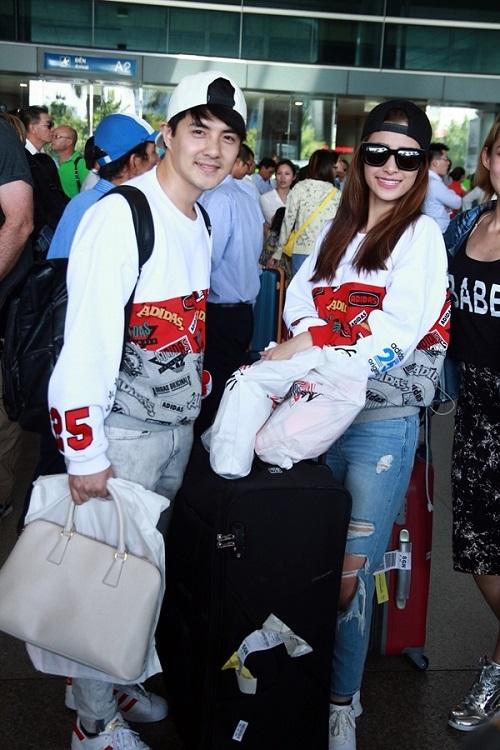 """Mặc đồ đôi """"cute"""" như Đông Nhi - Cao Thắng - 9"""