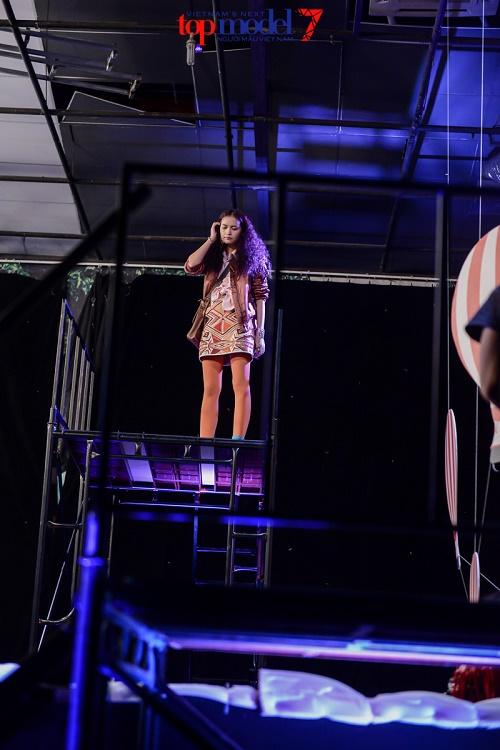 2 thí sinh nổi trội tại Next Top Model có thể bị loại - 1