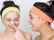 5 cách đơn giản loại bỏ mụn đầu đen trên mũi