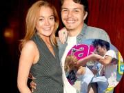 Sốc với ảnh Lindsay Lohan bị hôn phu bạo hành