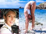 Bạn trẻ - Cuộc sống - Nữ phi công xinh đẹp, quyến rũ nhất thế giới
